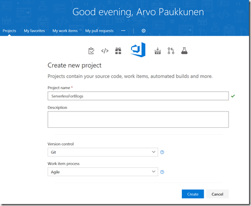 AZUREportal Ent Integration and LogicApp create 44 DevOps