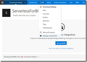 AZUREportal Ent Integration and LogicApp create 47 DevOps